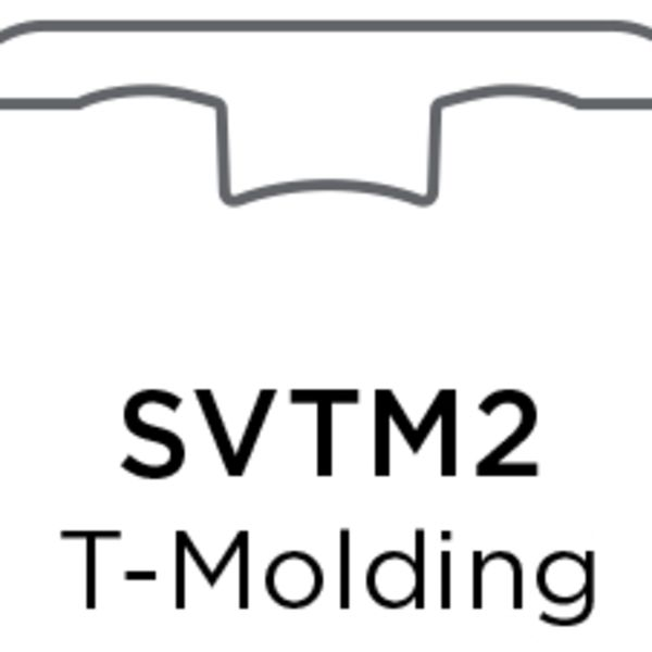 Shaw T-molding Trailing Road Collection
