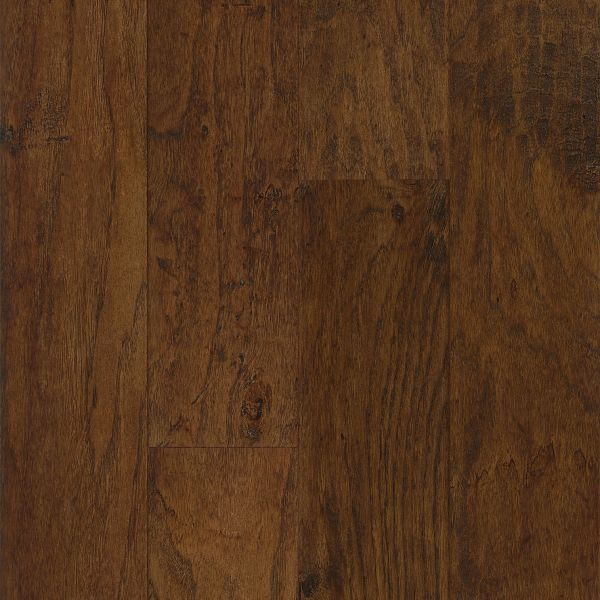 Armstrong American Scrape Hardwood Hickory Wilderness Brown