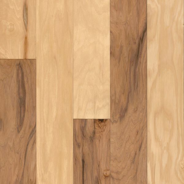 Armstrong American Scrape Hardwood Hickory Natural