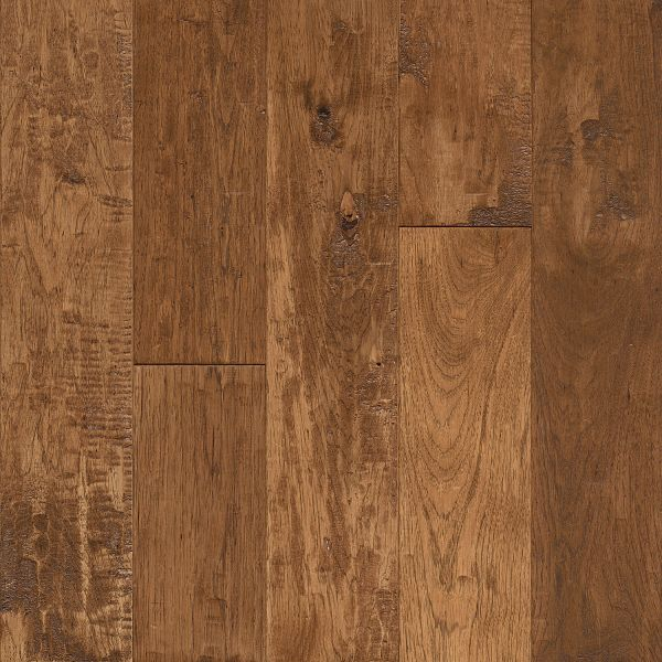 Armstrong American Scrape Hardwood Hickory Gold Rush