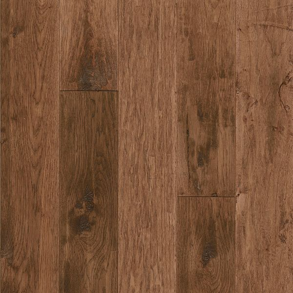 Armstrong American Scrape Hardwood Hickory Clover Honey