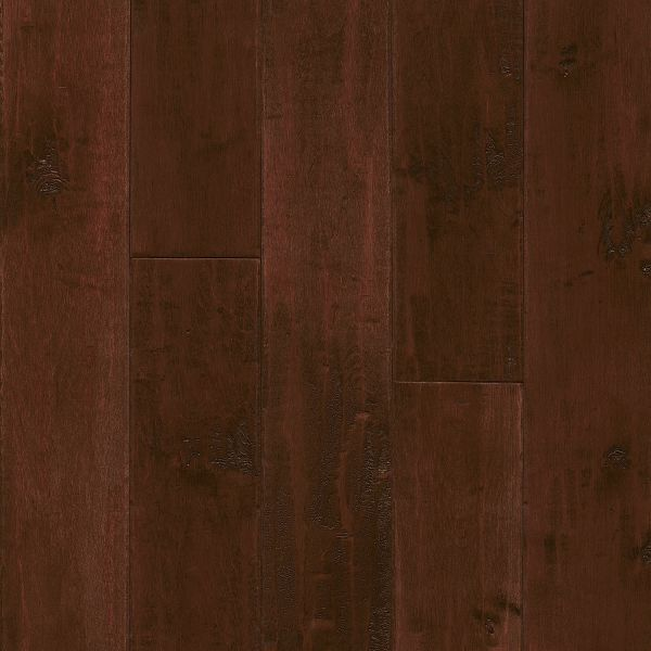 Armstrong American Scrape Hardwood Maple Cranberry Woods