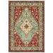 Oriental Weavers Dawson 8315a Rust Collection