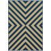 Oriental Weavers Riviera 4589l Navy Collection