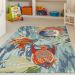 Liora Manne Ravella Tropical Fish Blue Room Scene